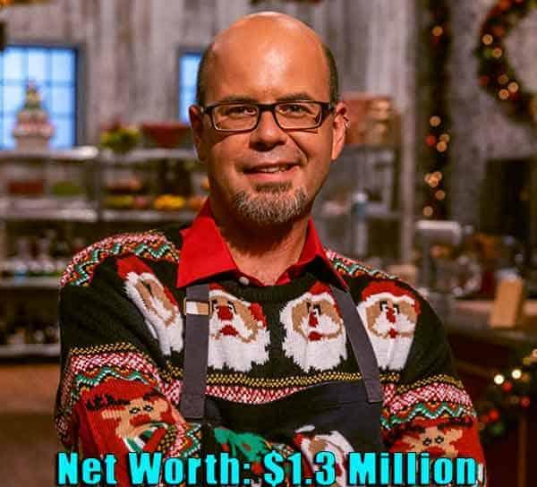 Image of Chef, Jason Smith net worht is $1.3 million