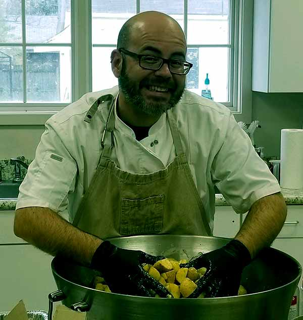 Image of Jason Smith from TV series, Food Network Star