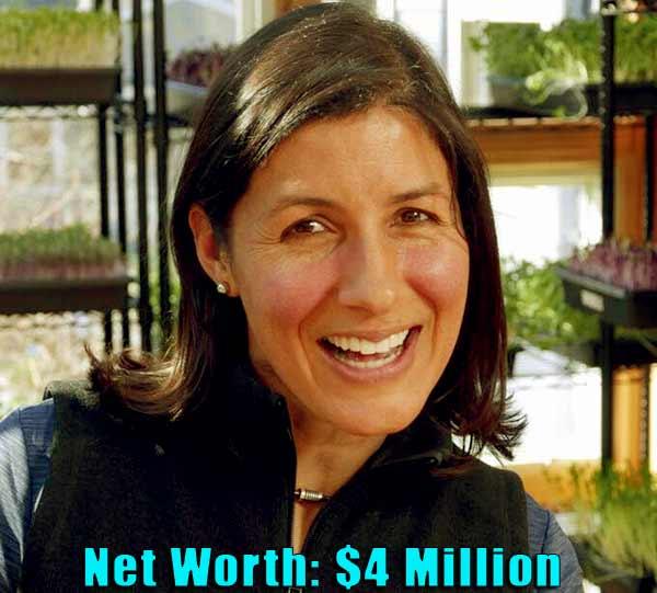 Image of TV Personality, Jennifer Nawada net worth is $4 million