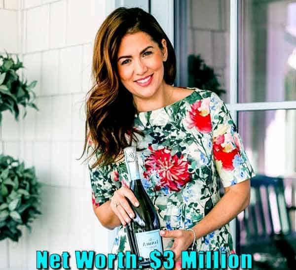 Image of Canadian TV personality, Jillian Harris net worth is $3 million