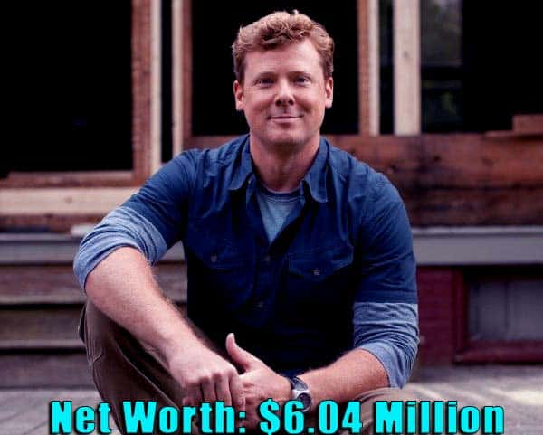 Image of This Old House cast Kevin O' Connor net worth is $6.04 million
