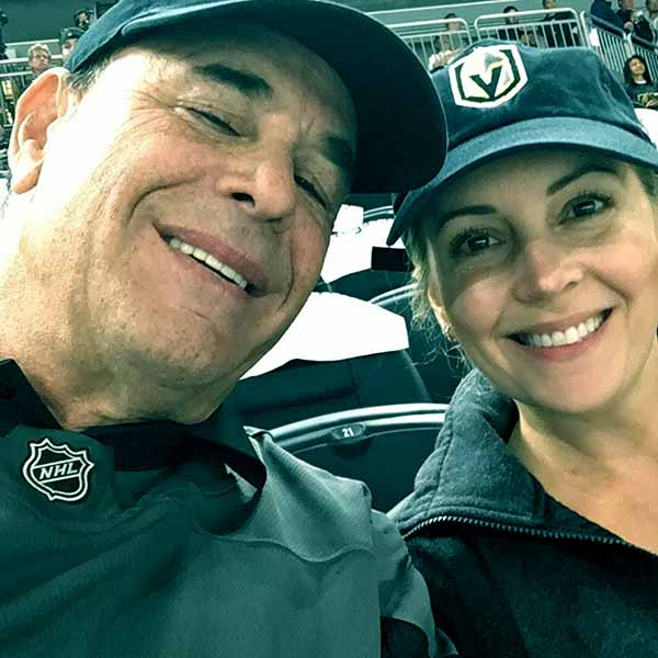 Image of Nicole Taffer with her husband Jon Taffer