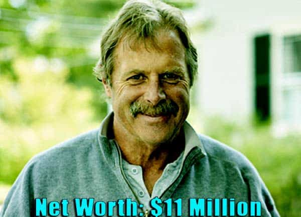 Image of This Old House cast Roger Cook net worth is $11 million
