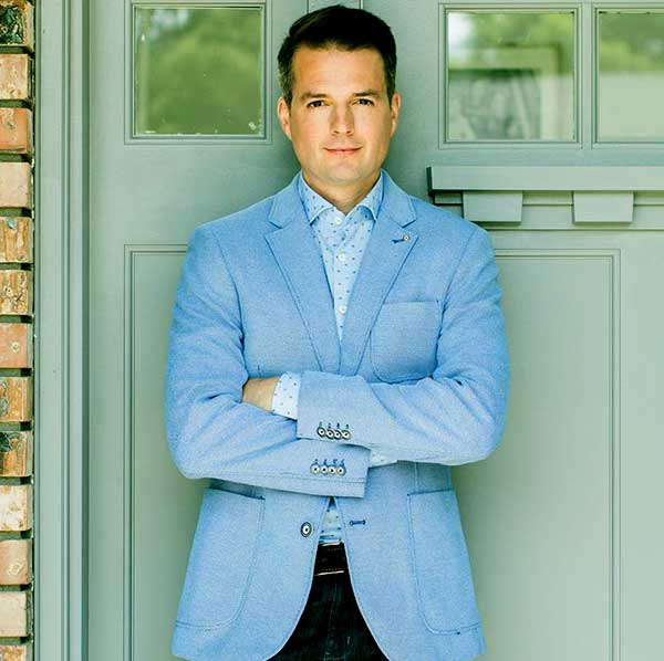 Image of Todd Talbot from TV show, Love it or List it Vancouver