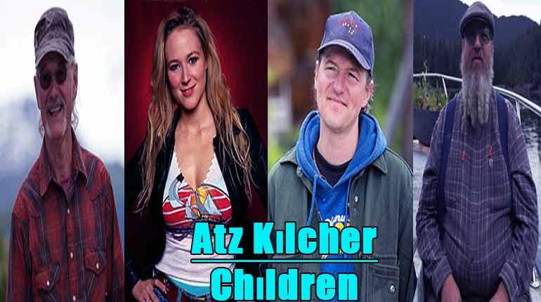 Image of Meet All Atz Kilcher Children.