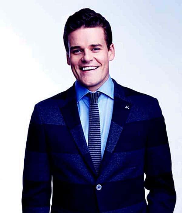 Image of Canadian radio host, Adam Wylde
