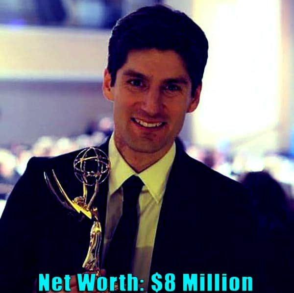 Image of Media Personality, Ben Aaron net worth is $8 million