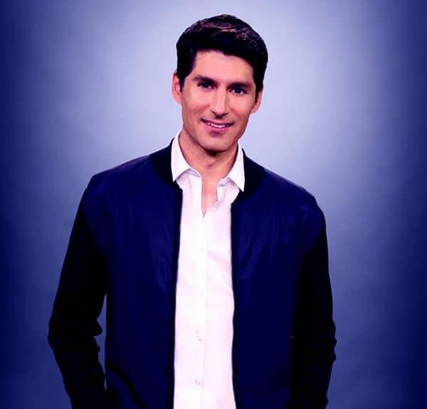 Image of Ben Aaron from American talk show, Pickler & Ben