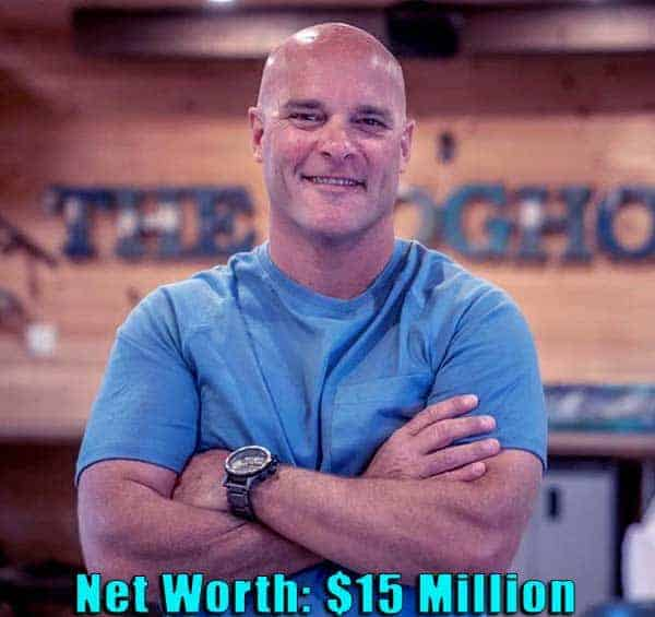 Image of Canadian television host, Bryan Baeumler net worth is $15 million