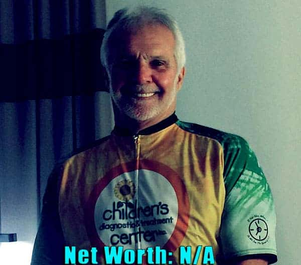 Image of Captain Lee Rosbach net worth is currently not available