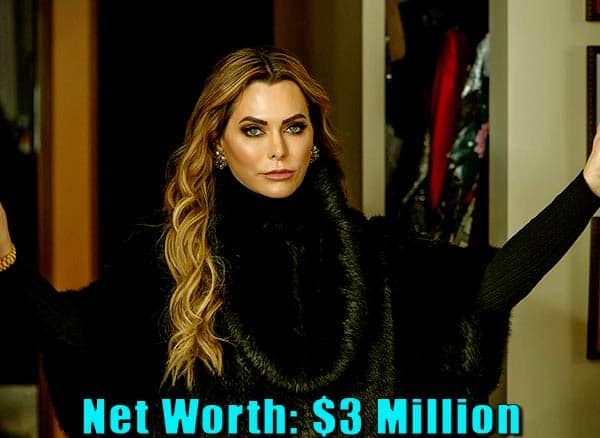Image of TV Personality, D'Andra Simmons net worth is $3 million
