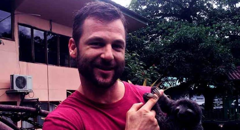 Image of Who is Dave Salmoni's Wife