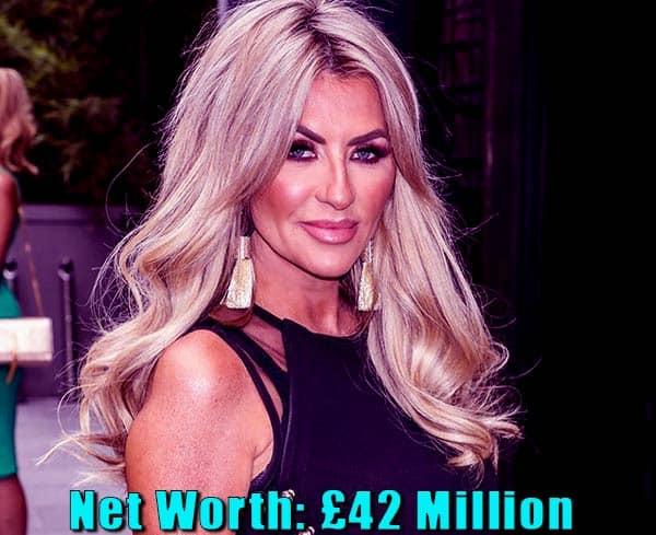 Image of Interior designer, Dawn Ward net worth is £42 million