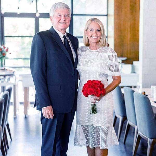 Image of Lori Allen with her husband Eddie Allen