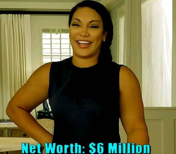 Image of TV Personality, Egypt Sherrod net worth is $6 million