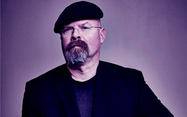 Image of American TV host, Jamie Hyneman