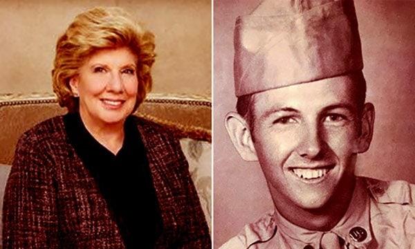 Image of Faye Chrisley and her husband Gene Raymond Chrisely
