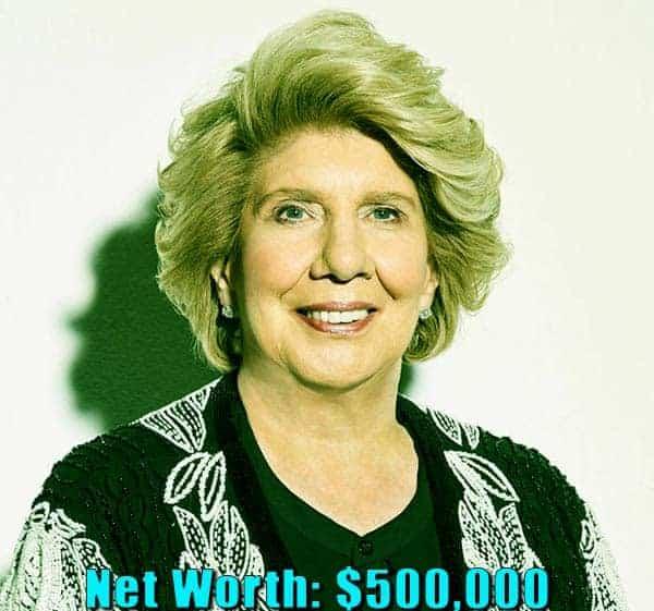 Image of TV actor, Faye Chrisley net worth is $500,000