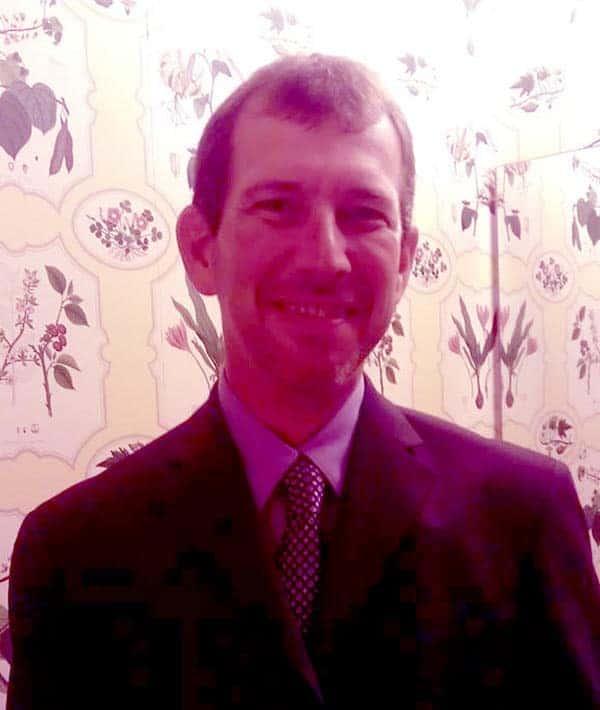 Image of Faye Chrisley son Randy Chrisley