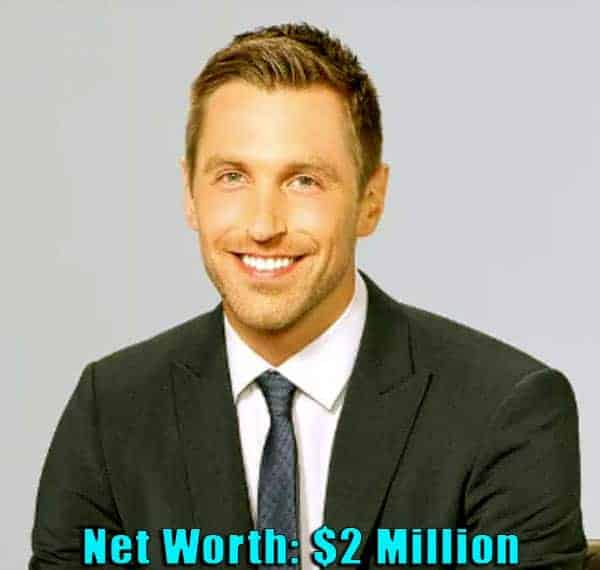 Image of TV Personality, Gage Edward net worth is $2 million