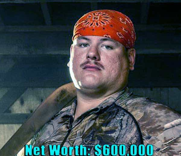 Image of Mountain monsters cast Jacob Lowe net worth is $600,000