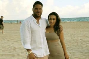 "Image of Jen Harley Wiki, Age, Relationship with Ronnie Ortiz Margo from ""Jersey Shore""."