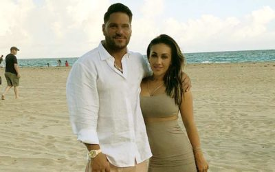 """Image of Jen Harley Wiki, Age, Relationship with Ronnie Ortiz Margo from """"Jersey Shore""""."""