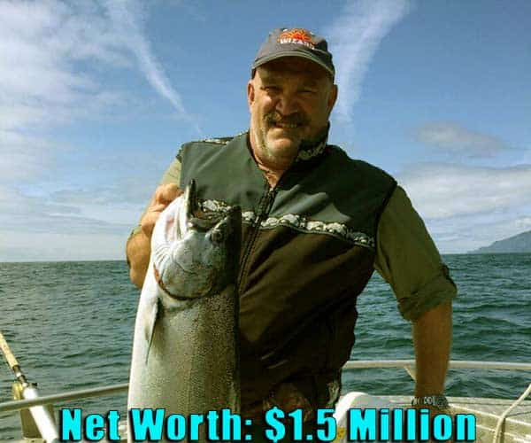 Image of TV Personality, Keith Colburn net worth is $1.5 million