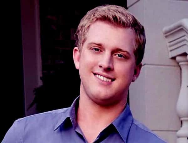 Image of Todd Chrisley son Kyle Chrisley