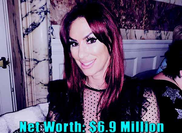 Image of Actress, Lauren Simon net worth is $6.9 million