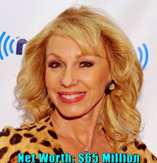 Image of Author, Lea Black net worth is $65 million