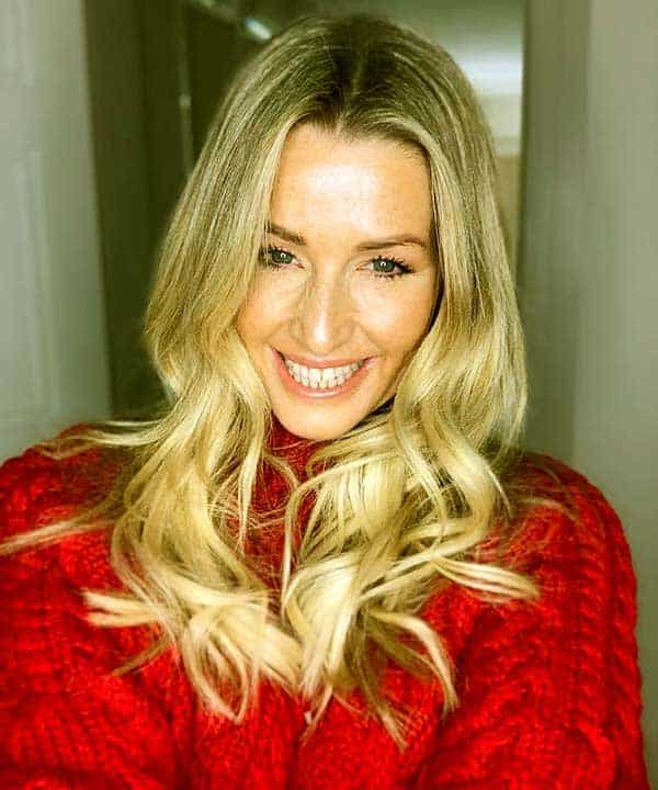Image of Leanne Brown from the TV show, eal Housewife of Cheshire