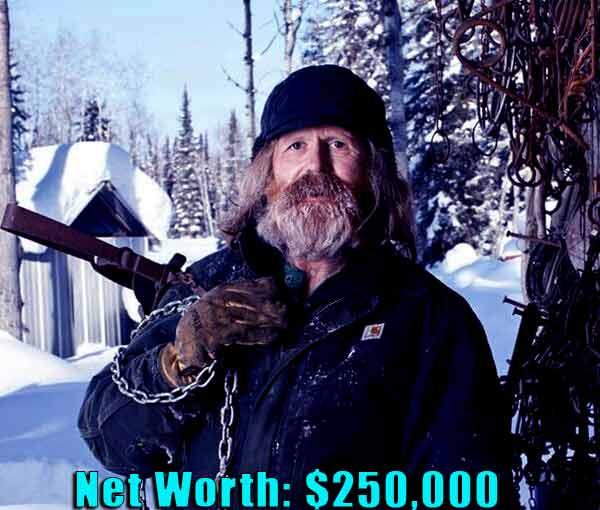 Image of Mountain Men cast Marty Meierotto net worth is $250,000