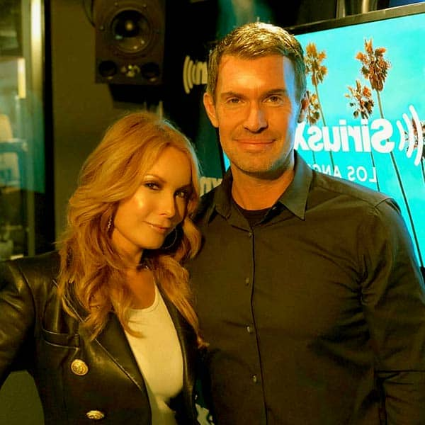 Image of Megan Weaver with her ex-husband Jeff Lewis