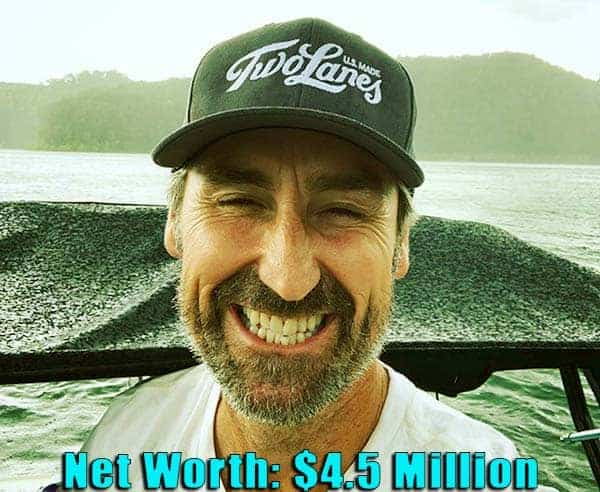 Image of TV Personality, Mike Wolfe's net worth is at $4.5 million