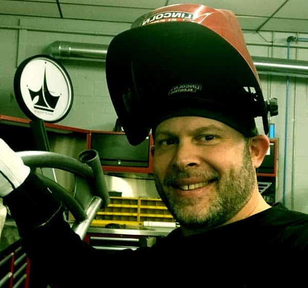 Image of Paul Teutul Jr from TV series, American Chopper