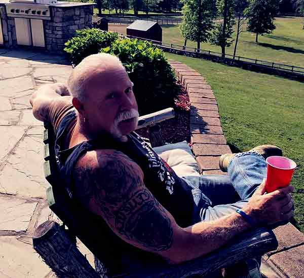 Image of Paul Teutul Sr. still alive fit and healthy