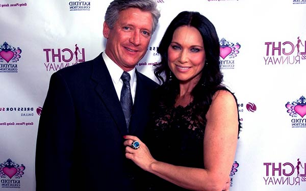 Image of Rich Emberlin with his wife LeeAnne Locken