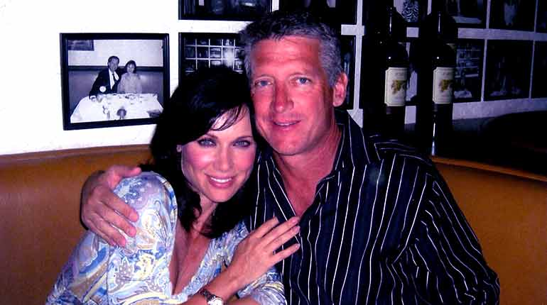 Image of Rich Emberlin Eye Injury, Net worth, Biography: facts about LeeAnne Locken Husband.
