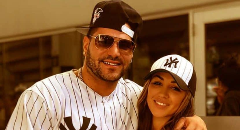 Image of Ronnie Ortiz Magro Baby No. 2: Girlfriend Jen Harley is Pregnant Again, Due Date