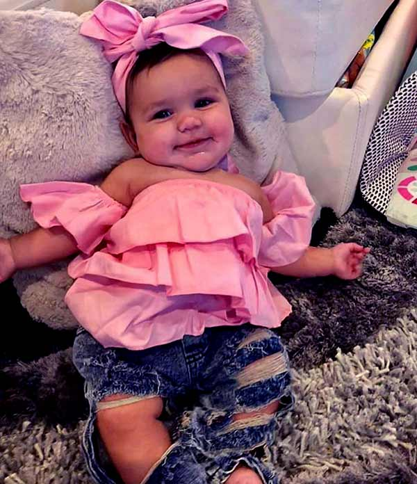 Image of Ronnie Ortiz Magro first baby, Arianna Sky