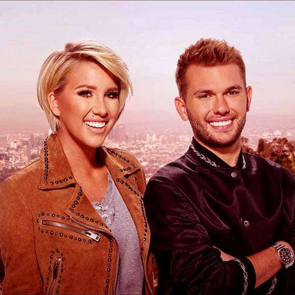 Image of Savannah Chrisley with her brother Chase Chrisley