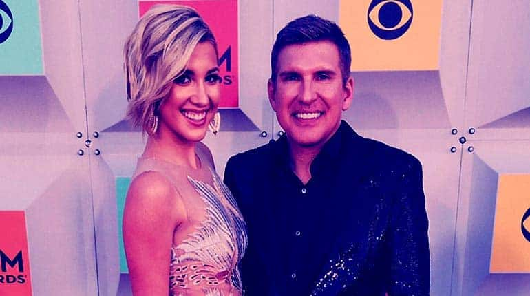 Image of Savannah Chrisley Wiki- 7 Facts about Todd Chrisley daughter.