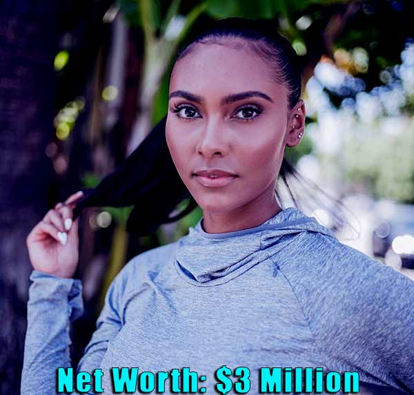 Image of American TV actor, Shaniece Hairston net worth is $3 million