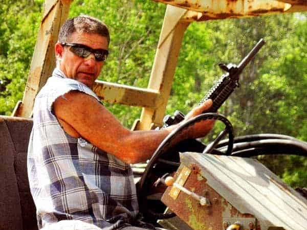 Image of Shelby Stanga from the TV series, Ax men