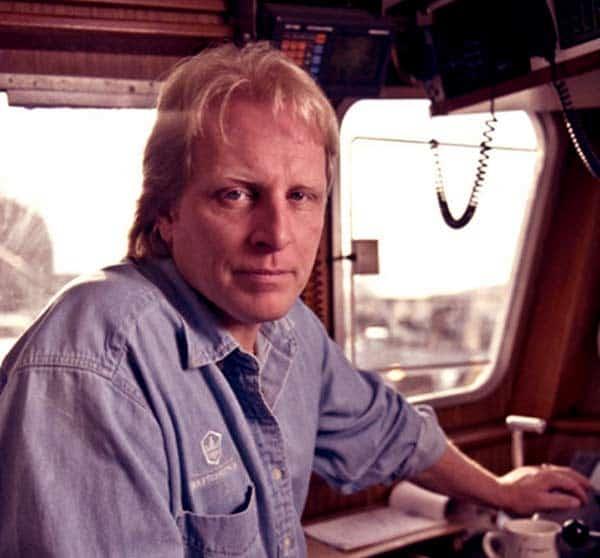 Image of Sig Hansen from TV show, Deadliest Catch
