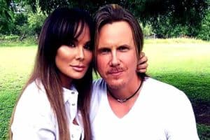 Image of Tiffany Hendra is Married to husband, Aaron Hendra.