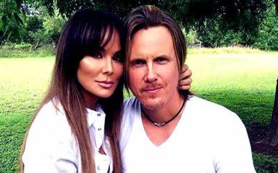 Image of Tiffany Hendra is Married to husband, Aaron Hendra.
