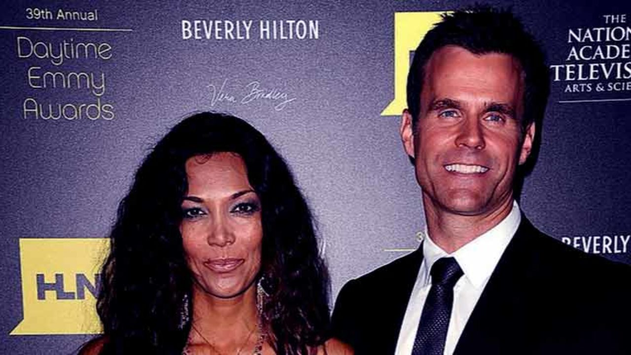 Meet Cameron Mathison Wife Vanessa Arevalo Realitystarfacts In hallmark channel's the convenient groom (airing saturday at 9/8c), the beloved general hospital and las vegas alum plays dr. meet cameron mathison wife vanessa