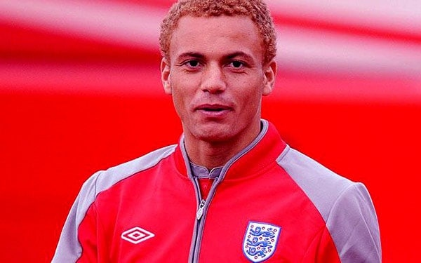 Image of Soccer player, Wes Brown